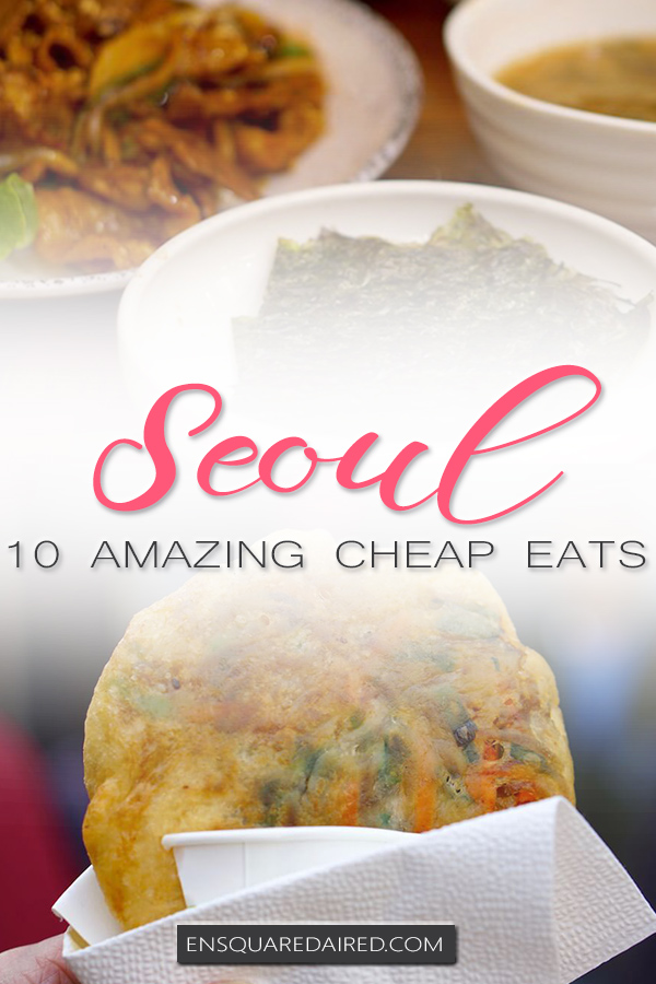 what to eat in seoul - pin