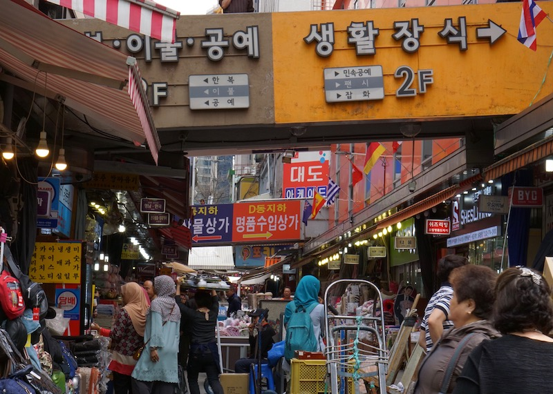 Travel Tips For Seoul Korea - crowds