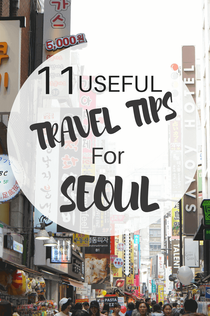 travel to seoul korea - pinterest