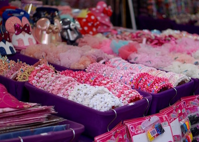 Namdaemun market in Seoul - cute stuff to buy