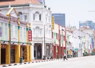 best things to do in Singapore - chinatown