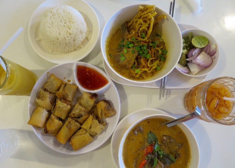 authentic thai cuisine - lemongrass restaurant
