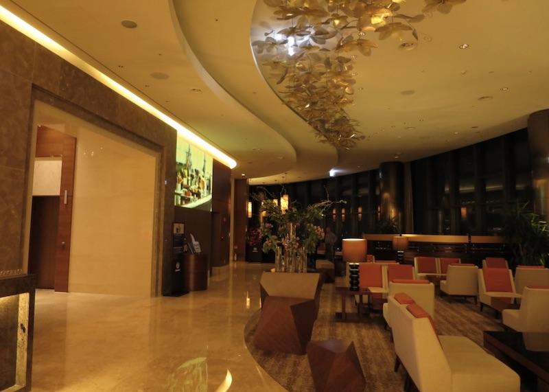 sheraton seoul d cube city hotel - lobby