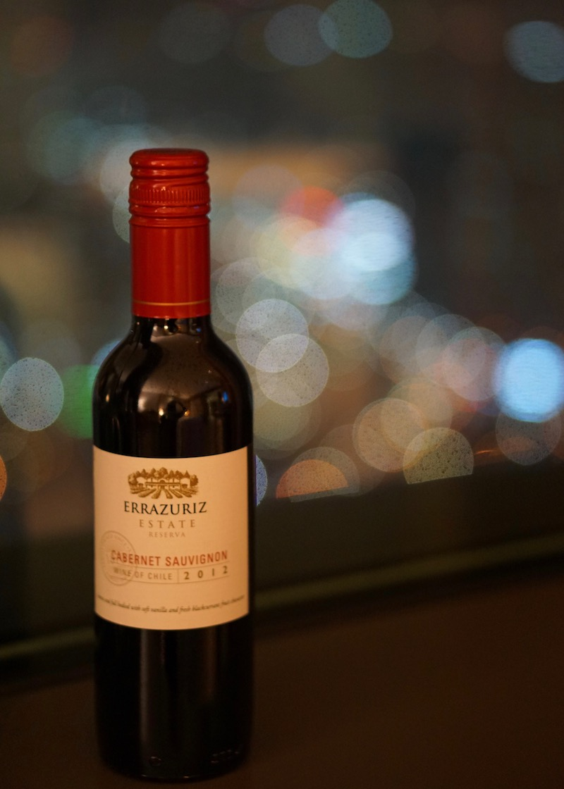 sheraton seoul d cube city hotel - cabernet sauvignon as welcome gift