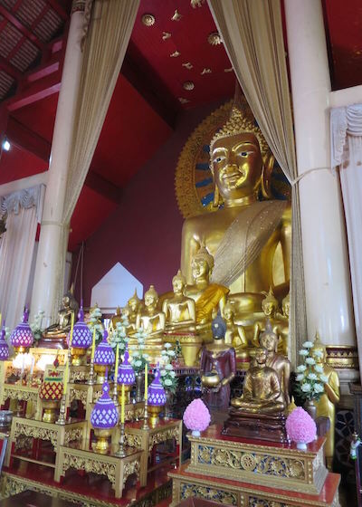 Thailand Travel - Chiang Mai Temples - 12 - Wat Phra Singh