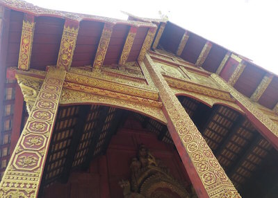 Thailand Travel - Chiang Mai Temples - 13 - Wat Phra Singh