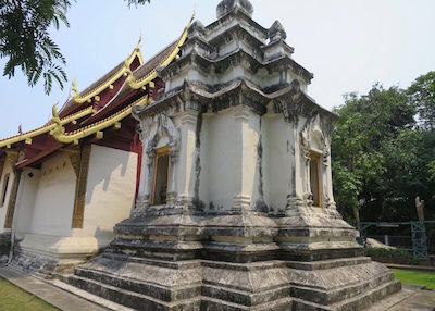 Thailand Travel - Chiang Mai Temples - 16 - Wat Phra Singh