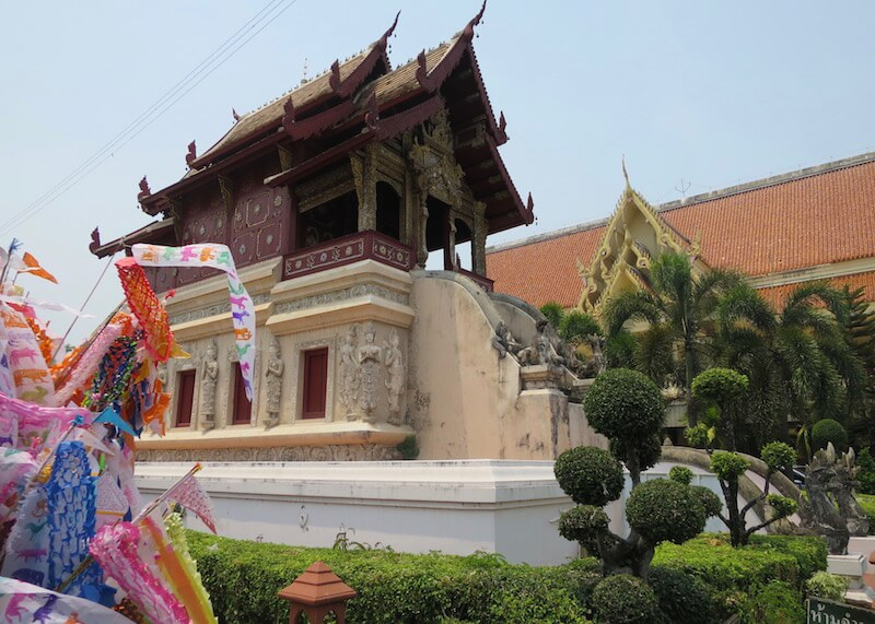 Thailand Travel - Chiang Mai Temples - 18 - Wat Phra Singh