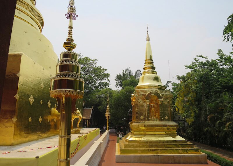 Thailand Travel - Chiang Mai Temples - 19 - Wat Phra Singh