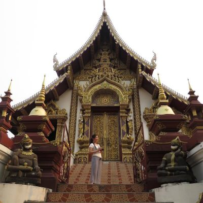 Thailand Travel | Temple hopping in Chiang Mai
