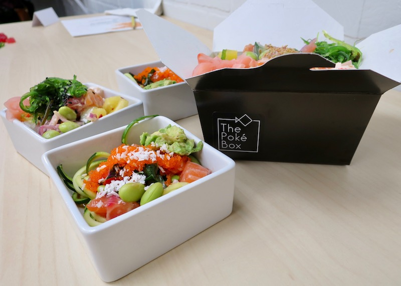 Toronto Media event at The Poke Box | Are you visiting Toronto (or you're from Toronto!) and you're looking for some food ideas? Click to read about The Poke Box, a local food place that serves Poke in a bowl that's delicious and friendly on the wallet!