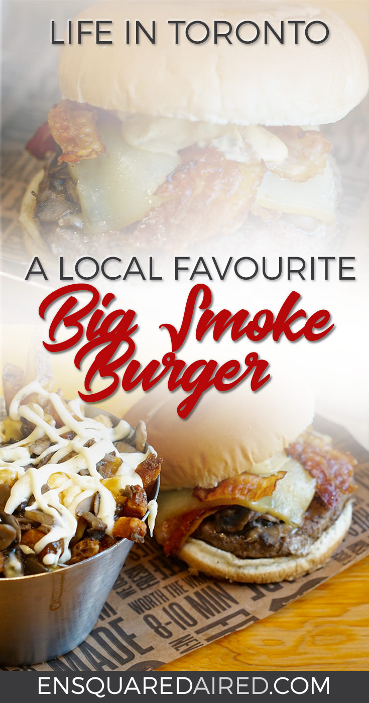 big smoke burger toronto pinterest