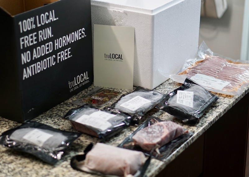 Toronto truLOCAL, A Local Meat Delivery Service | truLOCAL, a meat delivery service. Are you from the Greater Toronto Area (or Ontario) and you are interested in eating clean? Click to read more about truLOCAL, a convenient meat delivery service that delivers clean meat