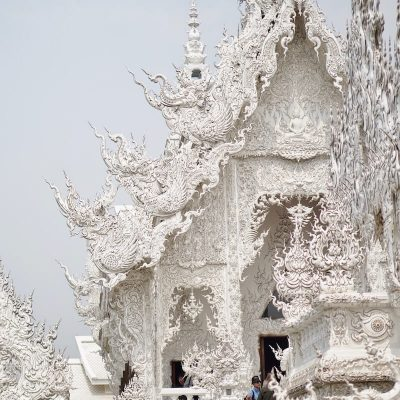 How To Travel From Chiang Mai To White Temple