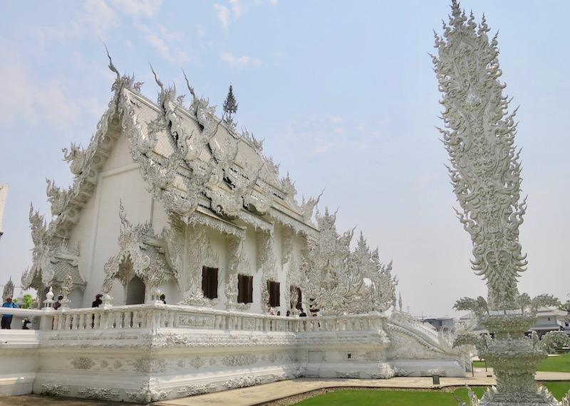 Chiang Mai to White Temple - Wat Rong Khun