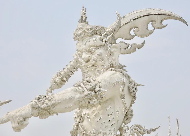 Wat Rong Khun White Temple In Chiang Rai – rahu