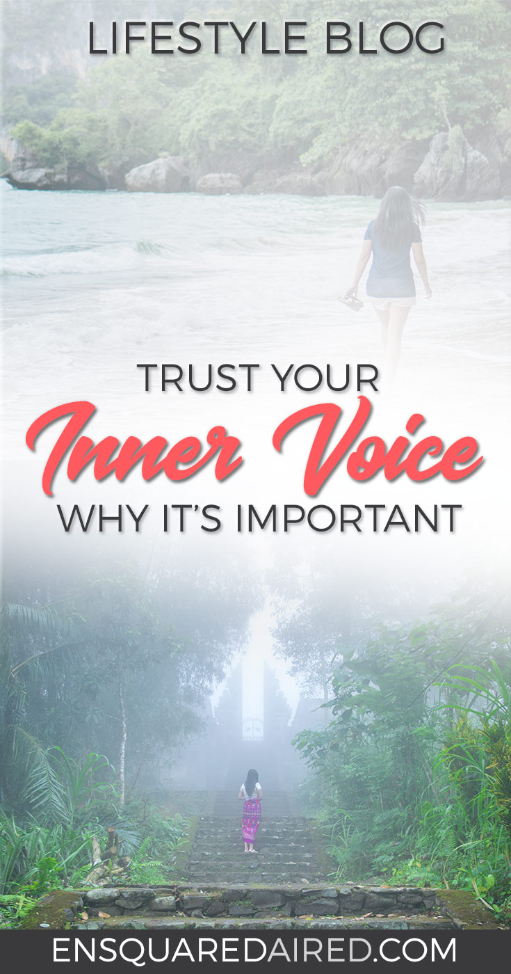 trust inner voice blogger lifestyle canadian blogger