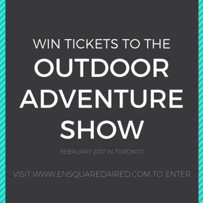 Win Tickets To The Outdoor Adventure Show In Toronto!