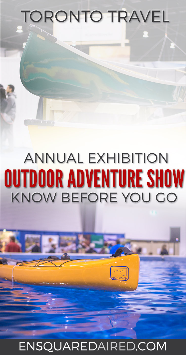 the outdoor adventure show toronto canada national