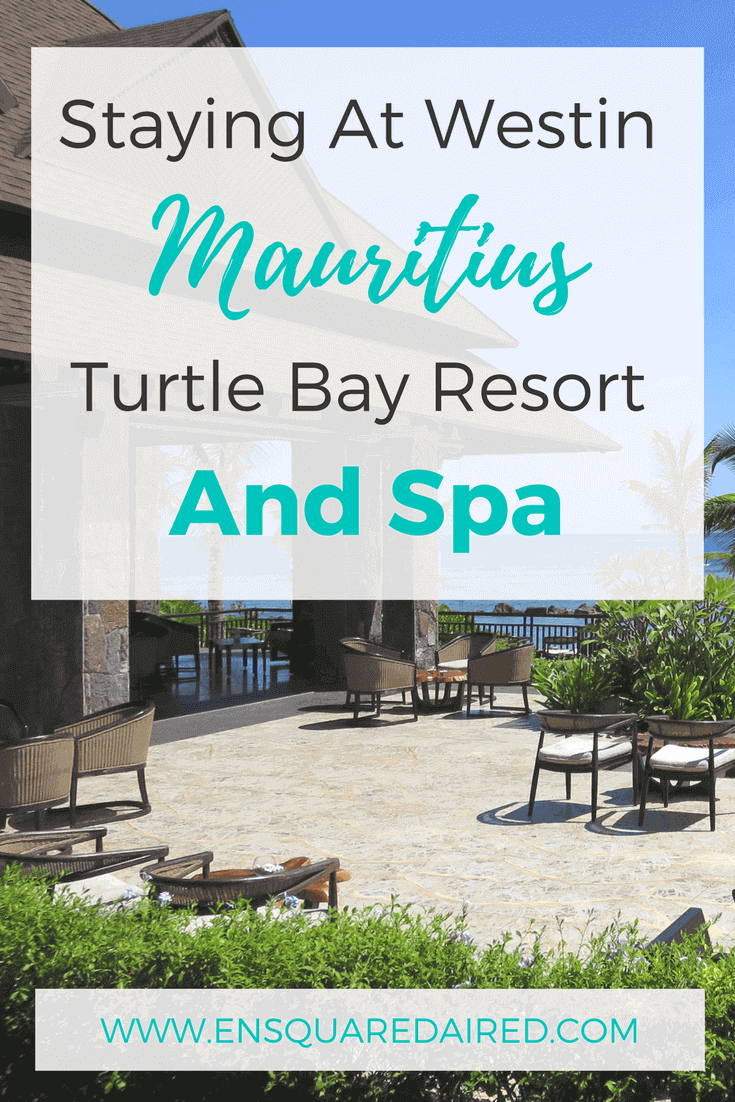 Staying at Westin Mauritius Turtle bay resort and spa. Are you visiting Mauritius island and you're looking for hotels to stay? Read more about the Westin Mauritius, a great place to visit and travel to during your honeymoon