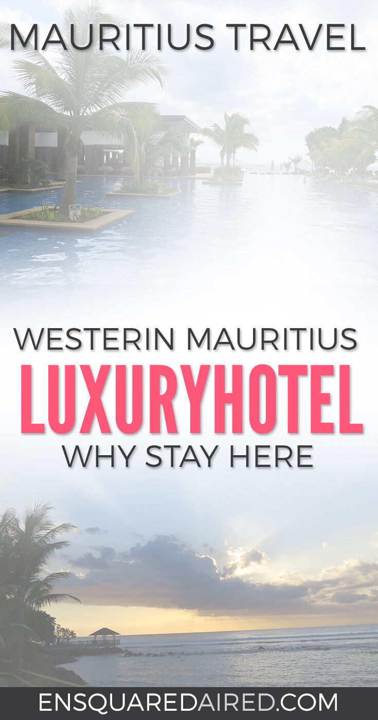 Rejuvenating stay at the Westin Mauritius Turtle Bay Resort | Are you visiting Mauritius island and you're looking for hotels to stay at? Read more about the Westin Mauritius, a great place to visit and travel to during your honeymoon #westin #spg #hotel #mauritius #honeymoon