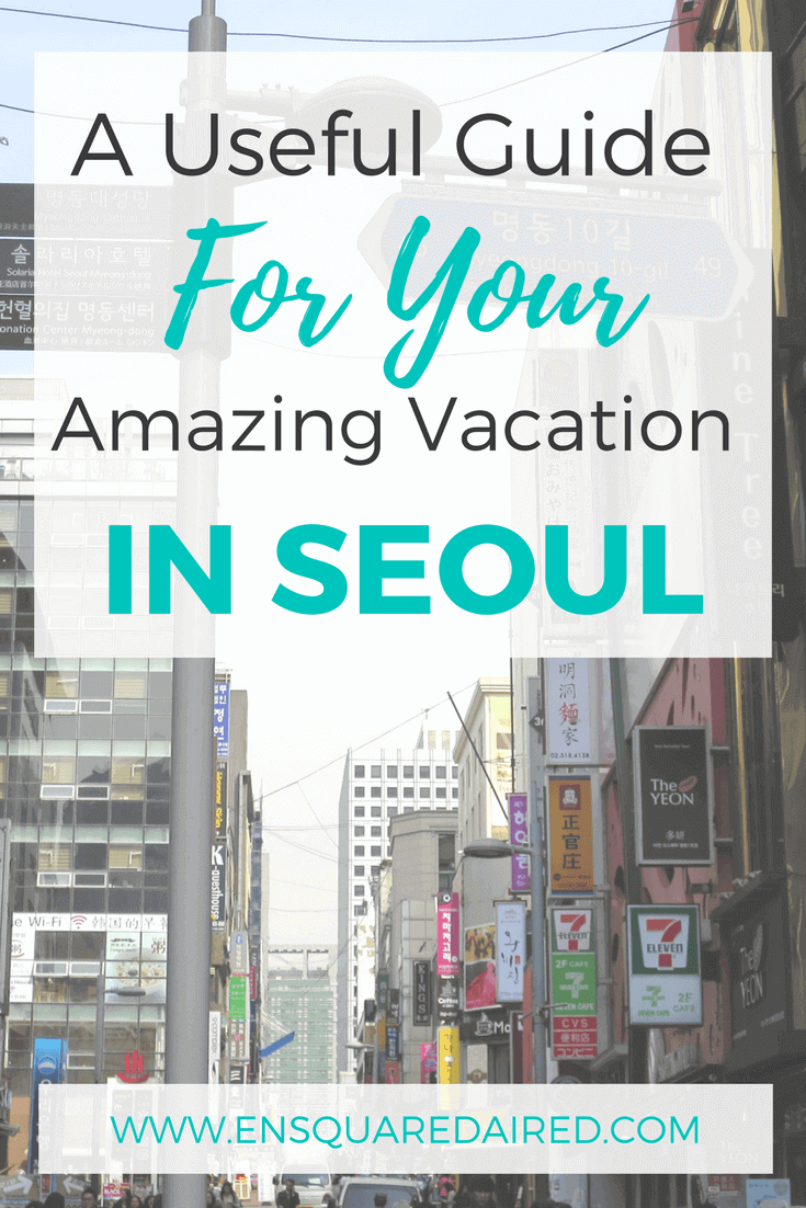 Are you travelling to Seoul and need practical tips for planning your trip? If Seoul is on your bucket list, check out this guide that will give you ideas on things to do in Seoul. You will find itinerary ideas, where to buy Korean stationery in Seoul, Korean street food (and food in general!), and tips to help you plan for your Seoul trip.