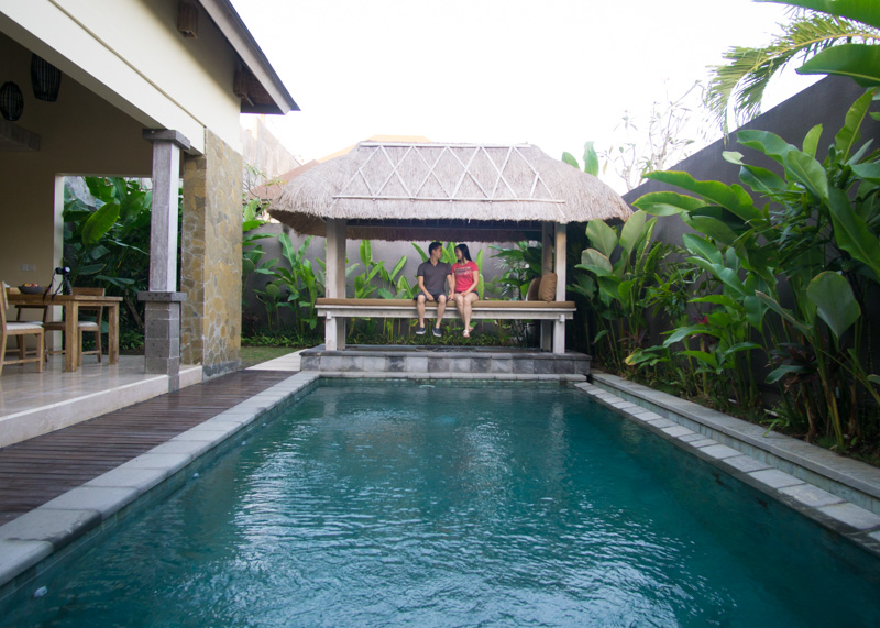 living as a nomad - at la berceuse resort and villa