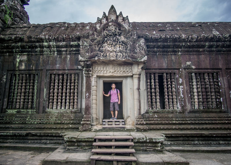 Life As A Nomad | Third Month Highlights | Here is my third month's recap of our year of slow travels where we visited Thailand and Cambodia. We visited Chiang Mai, Bangkok and Siem Reap. Read more about our learnings and adventures. This post will give you wanderlust and thoughts about exciting things to do on your next bucket list journey
