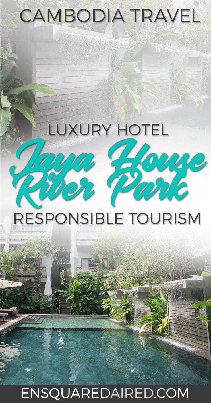 jaya house responsible tourism