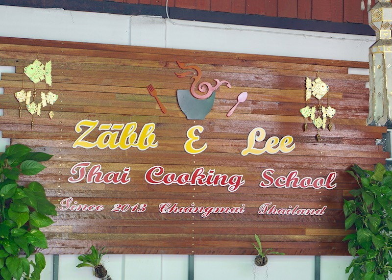 You Will Love Zabb E Lee's Terrific Chiang Mai Cooking Class | Are you visiting Chiang Mai in Thailand are you're interested in joining a cooking school? Try Zabb E Lee's cooking class, where you'll learn new cooking skills that you can take home with you