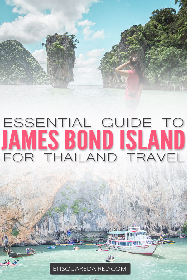 Phuket James Bond Island Tour - pin