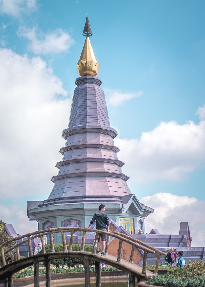 the amazing doi inthanon during our travels as modern nomads