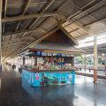 Chiang Mai Train Station shop