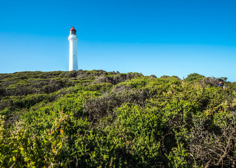 Great ocean road stops - Split Point Lighthouse