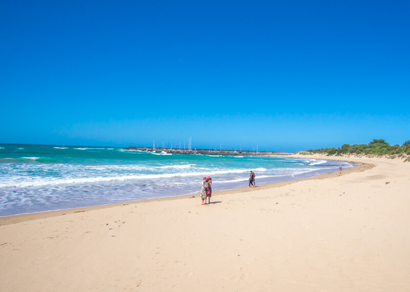 Great ocean road stops - Apollo Bay