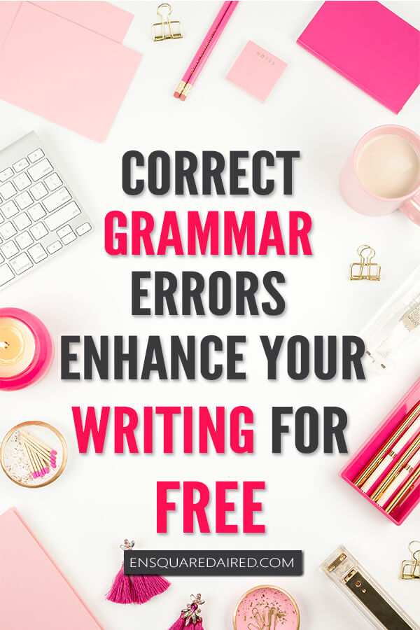 is grammarly worth it - pinterest pin