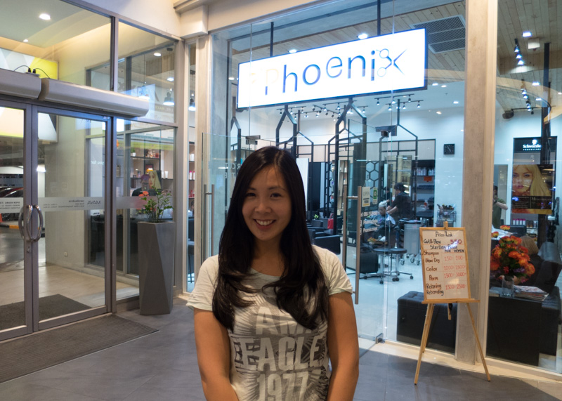 Expat life in chiang mai - thai hairstylist