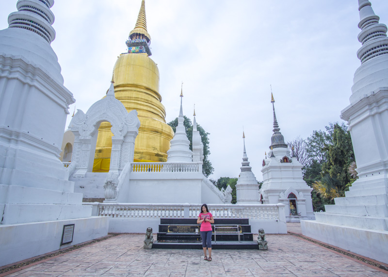 Expat life in chiang mai - temple