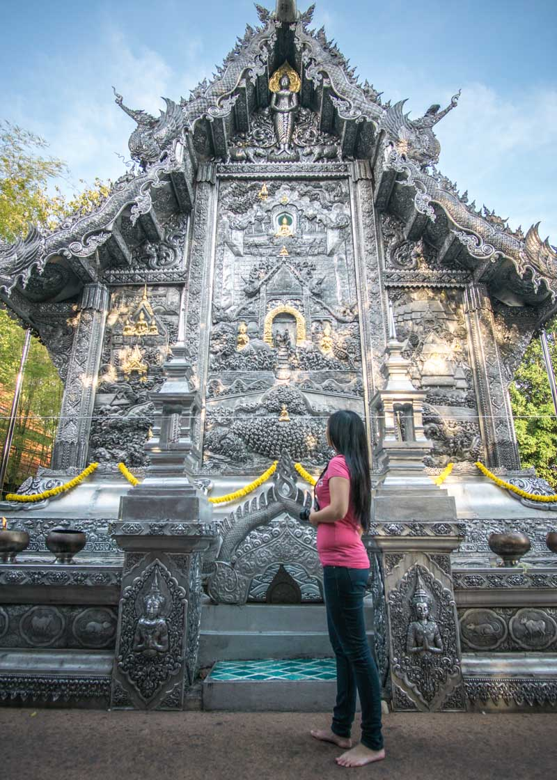 Expat life in chiang mai - temples