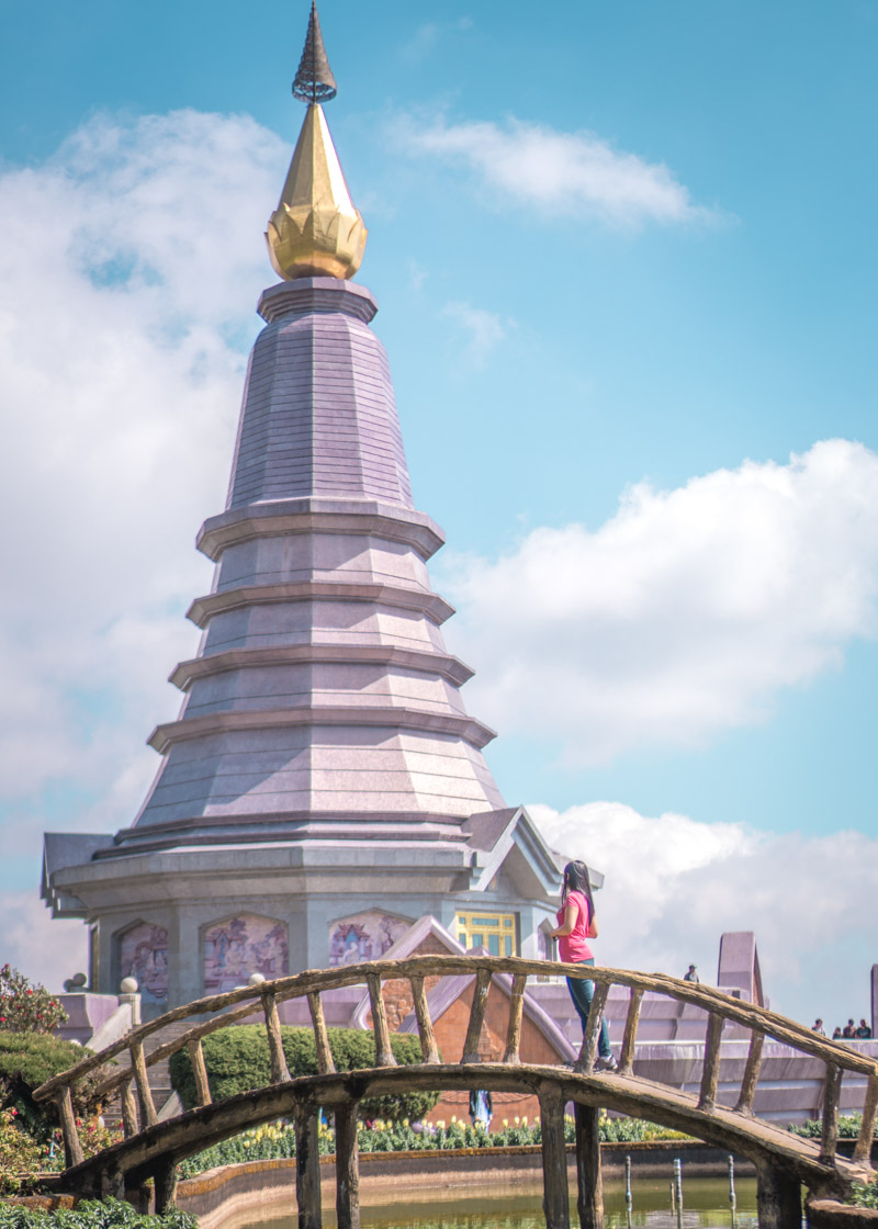 Expat life in chiang mai - doi inthanon temple