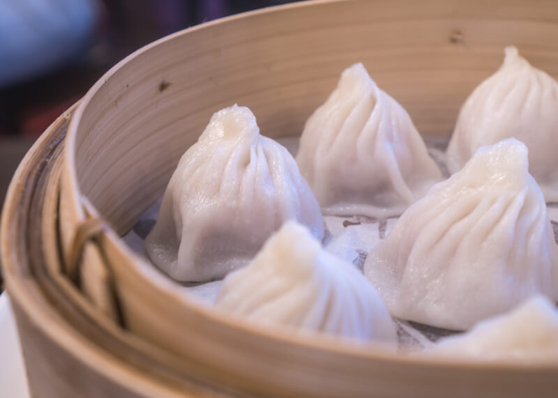 Melbourne travel blog - dumplings