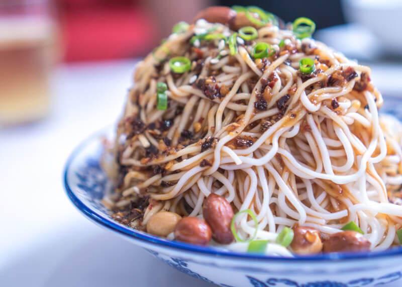 Melbourne travel blog - chinese noodles