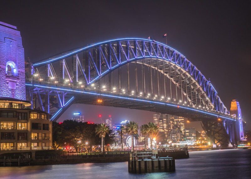 sydney travel blog - sydney harbour bridge