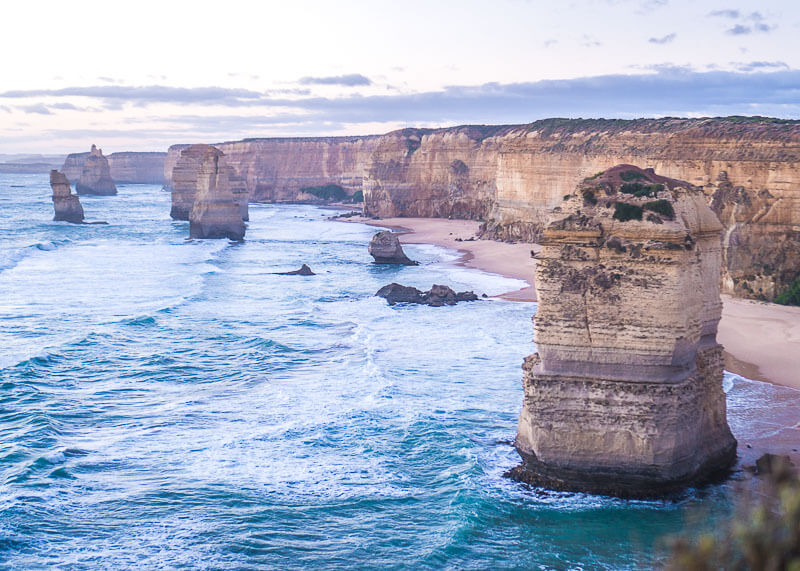 Great Ocean Road Tour From Melbourne - scenic views