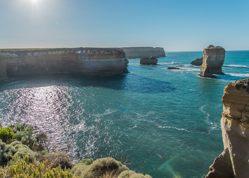 Great Ocean Road Tour From Melbourne - twelve apostles during day
