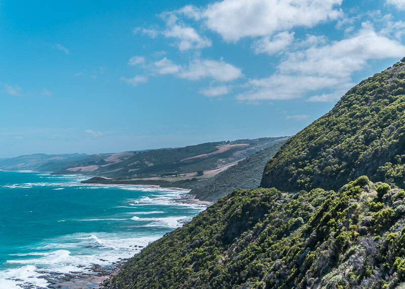 Great Ocean Road Tour From Melbourne - scenic drive