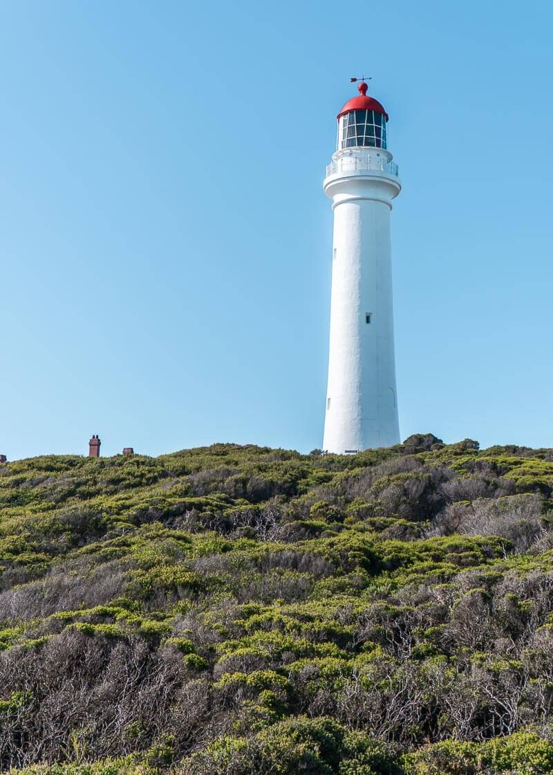 Great Ocean Road Tour From Melbourne - Split Point lighthouse
