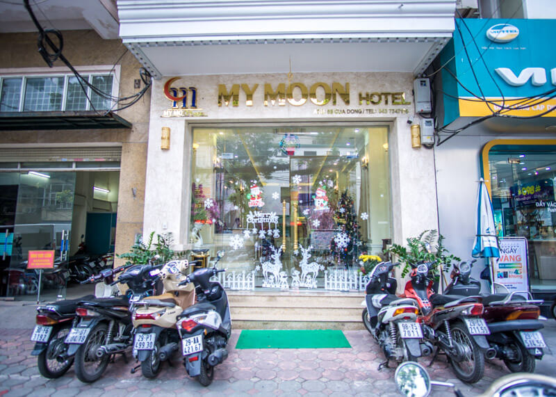 Why My Moon Hotel Hanoi Offers Great Value