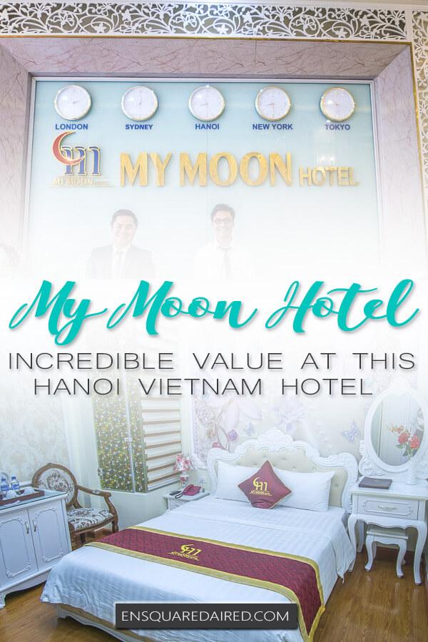 my moon hotel hanoi - pin