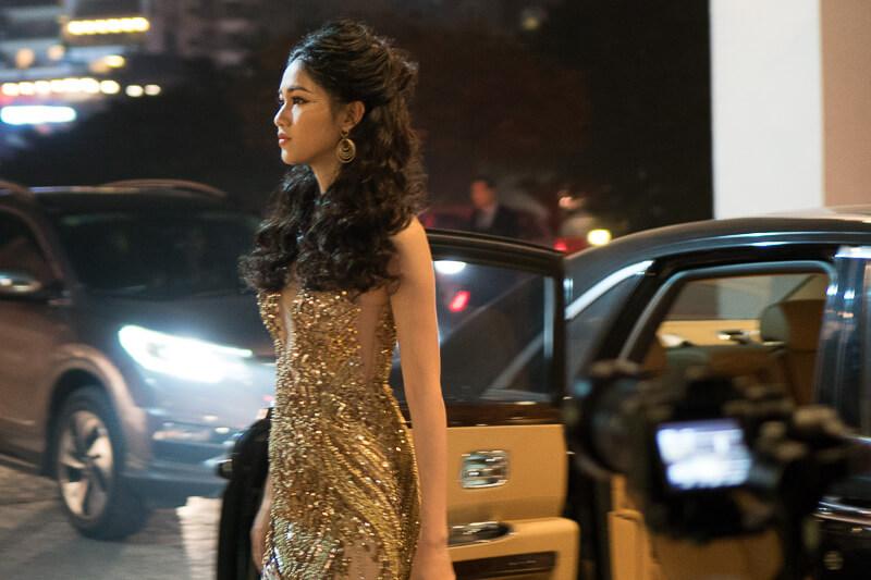 Sheraton hanoi hotel vietnam - famous vietnamese model